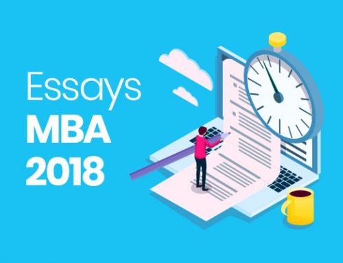 Essays MBA 2018