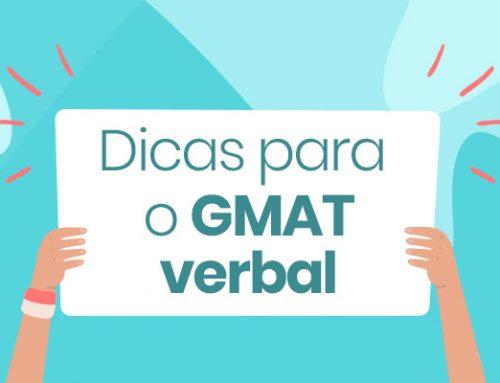 Dicas para o GMAT – Verbal