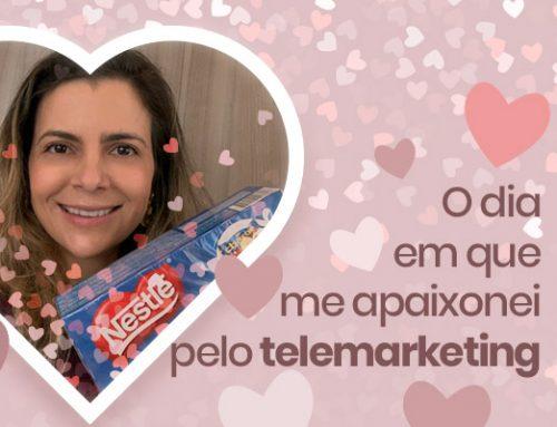 O dia em que me apaixonei pelo telemarketing