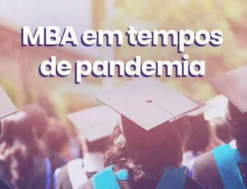 MBA em tempos de pandemia